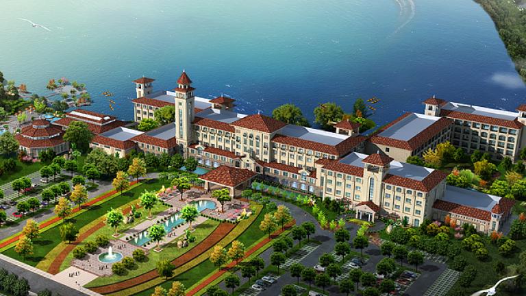 枫林湾度假酒店