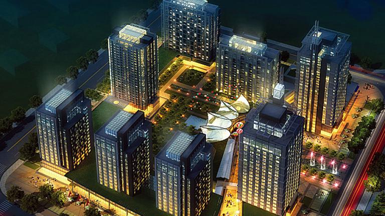济南中铁-汇展国际