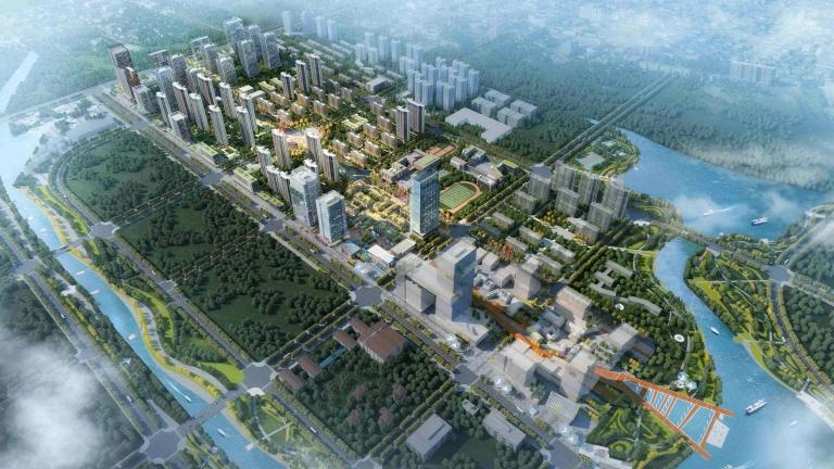 腾讯双创小镇(青岛)项目
