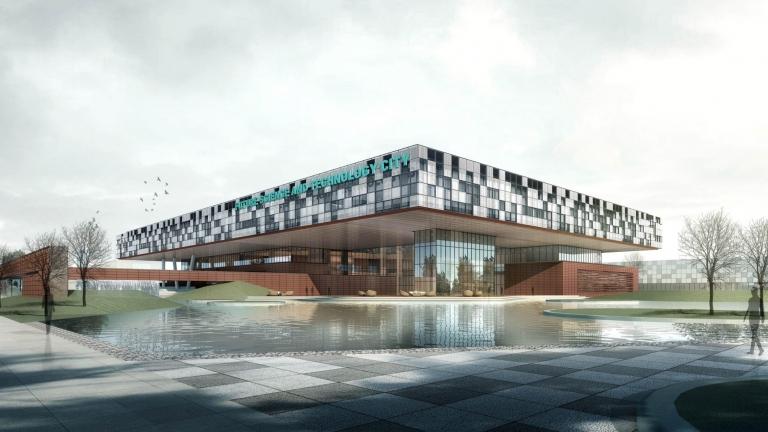 未来科技城综合服务中心项目