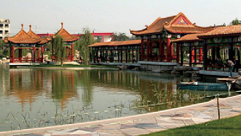 西岭湖公园