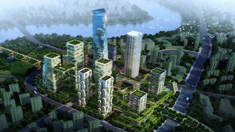 中新生态城•ECO-CBD